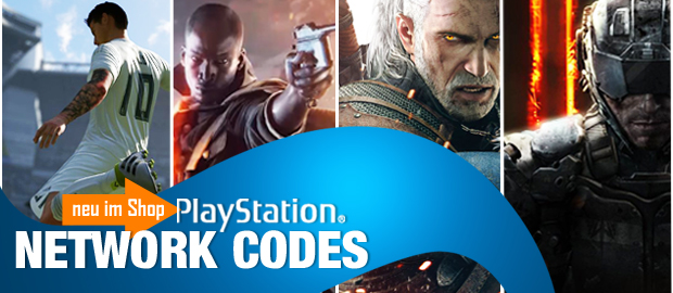 PlayStation Network Codes