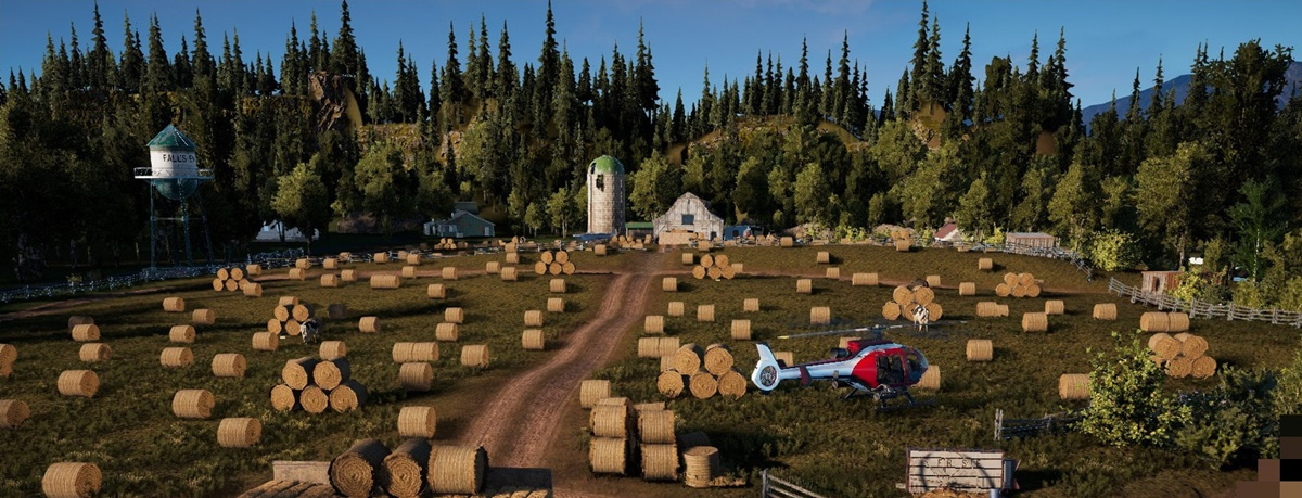 far cry 5 how to make a map