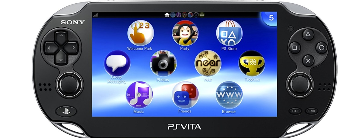 Playstation Vita Cartridges